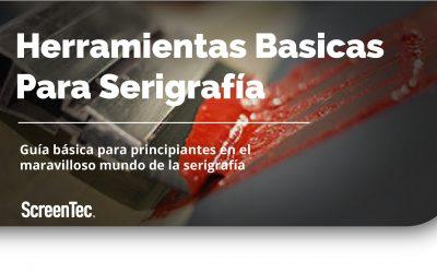Herramientas básicas / serigrafia