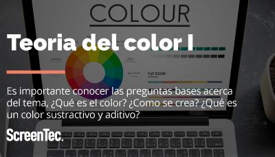Teoría del Color I